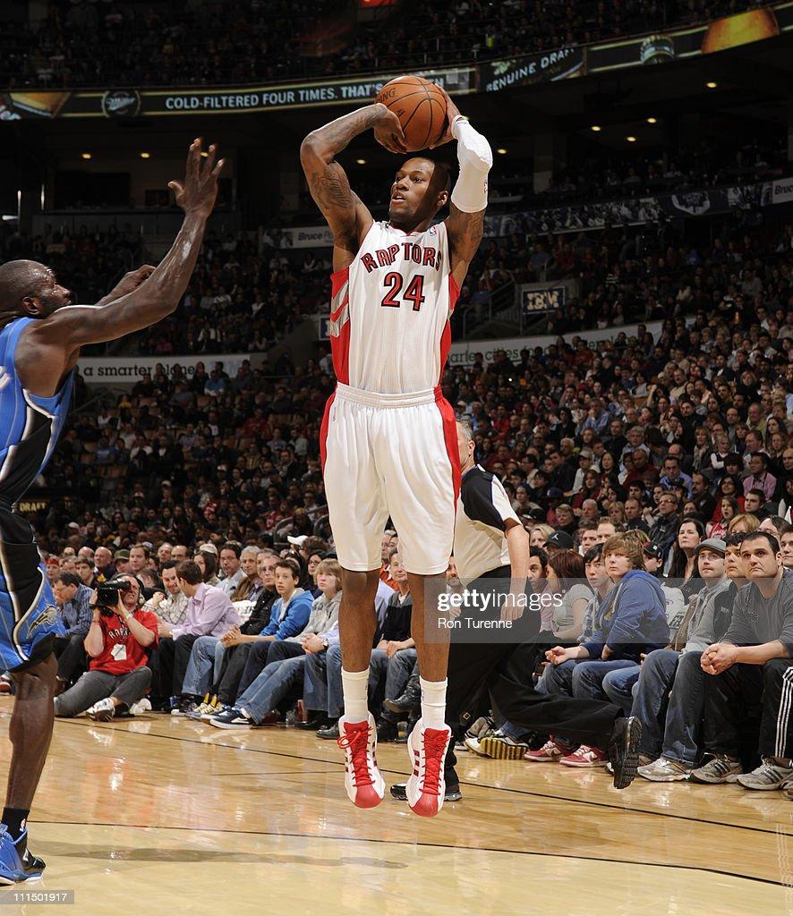 Orlando Magic v Toronto Raptors s and