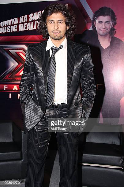Sonu Nigam at 'X Factor' Music Reality Show Press Conference Sonu Niigaam will judge the Indian version of the music reality show X Factor the...