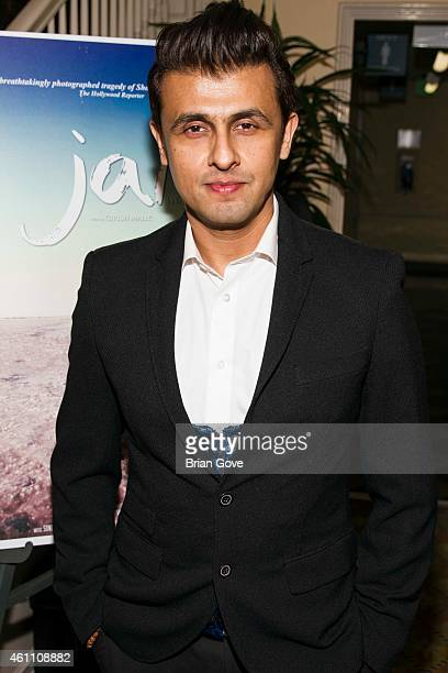 Sonu Nigam attends the Los Angeles Premiere of 'JAL' at Raleigh Studios on January 6 2015 in Los Angeles California