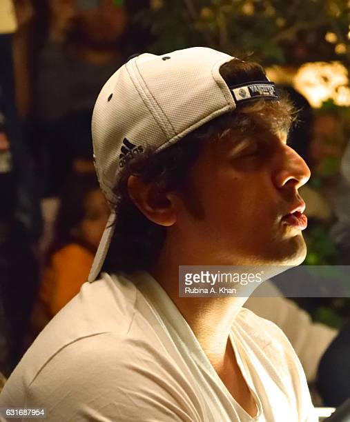 Sonu Nigam India's most beloved singer performs at JashneKaifi an evening of music and poetry celebrating the legendary Urdu poet Kaifi Azmi's 98th...