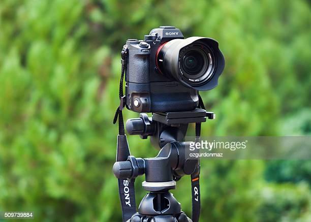 ソニー A7Rii ミラーレス 、カールツァイスレンズカメラ