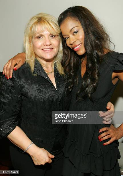 Sonya Dakar and Golden Brooks during Sonya Dakar Skin Clinic Opening and UltraLuxe Collection Launch Inside at Sonya Dakar Skin Clinic in Beverly...