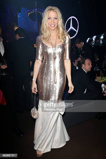 BERLIN GERMANY NOVEMBER Sonya Kraus attends the Bambi Awards 2013 at Stage Theater on November 14 2013 in Berlin Germany