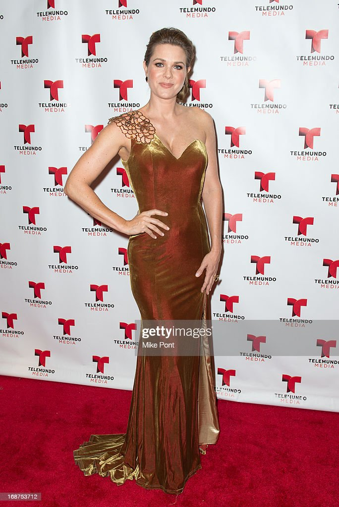 Sonya Smith attends the 2013 Telemundo Upfront at Frederick P. Rose Hall, Jazz at Lincoln Center on May 14, 2013 in New York City.