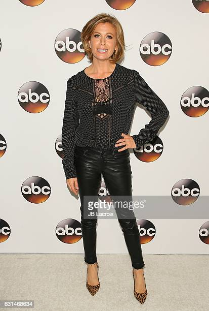Sonya Walger attends the 2017 Winter TCA Tour Disney/ABC on January 10 2017 in Pasadena California
