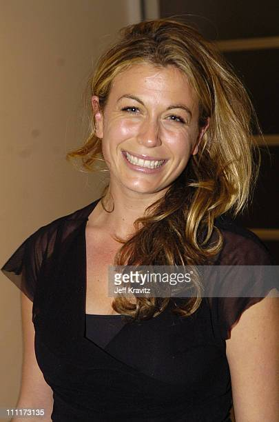 Sonya Walger during Opening Reception to Celebrate the New 'Richard Meier Collages' Exhibit at Gagosian Gallery in Beverly Hills California United...