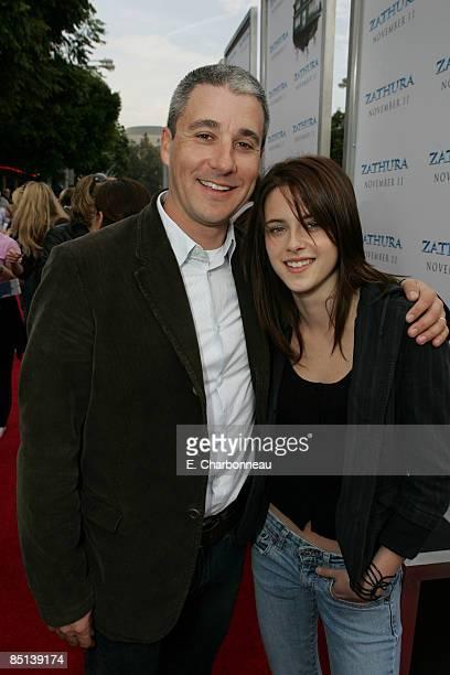 Sony's Matt Tolmach and Kristen Stewart