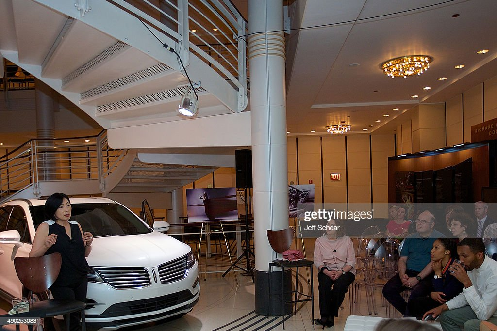 Soo Kang Lincoln Interior Design Chief Speaks At Engage Your Senses Around