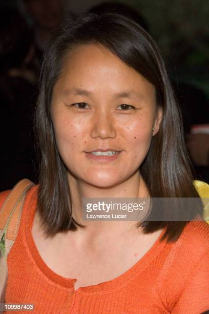 SoonYi Previn during Over The Hedge New York Screening Arrivals at Clearview Chelsea West in New York City New York United States