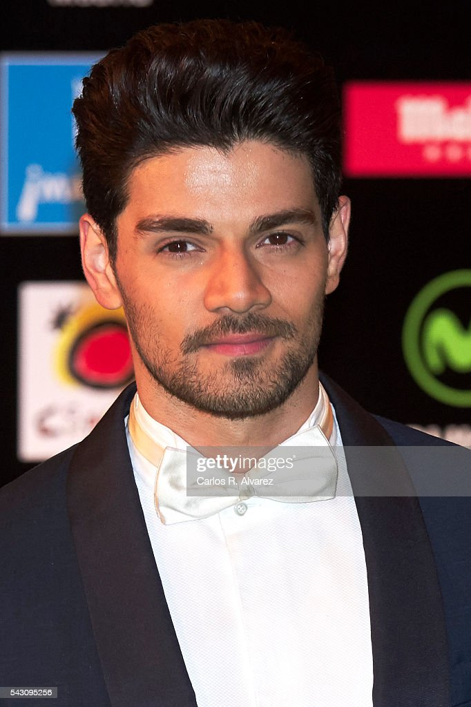 Sooraj Pancholi attends the 17th IIFA Awards (International Indian Film Academy Awards) at Ifema on June 25, 2016 in Madrid, Spain.