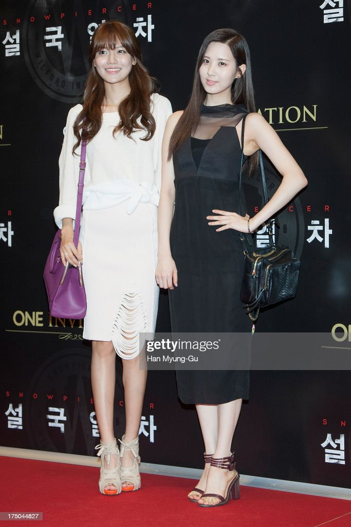 'Snowpiercer' South Korea Premiere