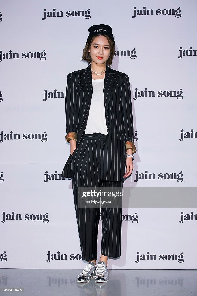 Jain Song - Photocall - HERA Seoul Fashion Week S/S 2016
