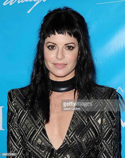 Sophia Amoruso attends a special event for UN SecretaryGeneral Ban Kimoon on August 10 2016 in Los Angeles California