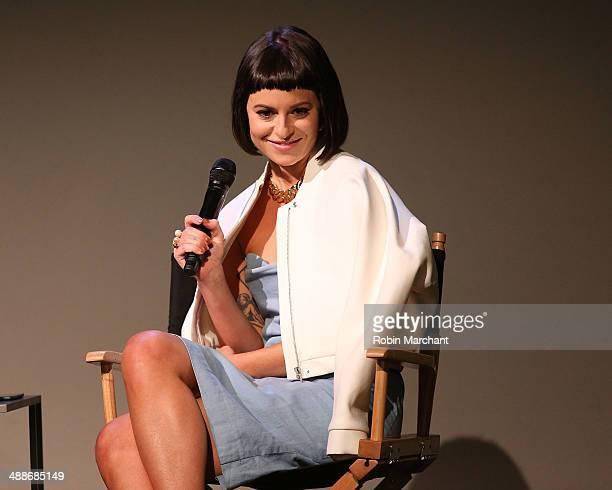 Sophia Amoruso attends Meet the Author Sophia Amoruso '#Girlboss' at the Apple Store Soho on May 7 2014 in New York City