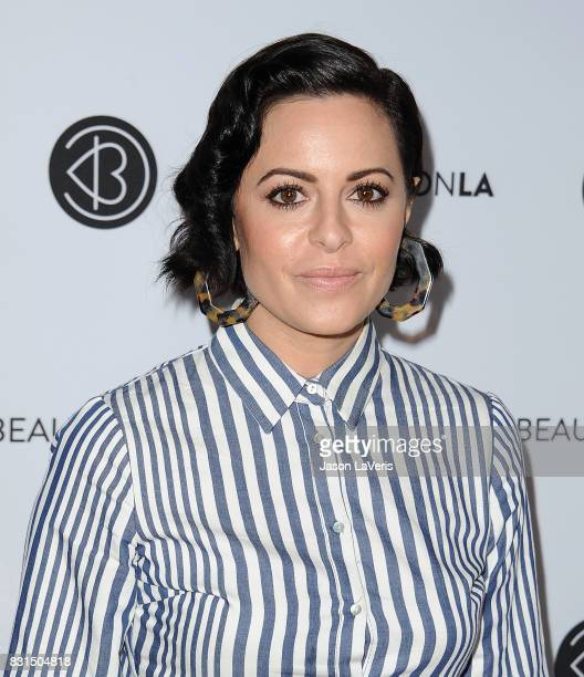 Sophia Amoruso attends the 5th annual Beautycon festival at Los Angeles Convention Center on August 13 2017 in Los Angeles California