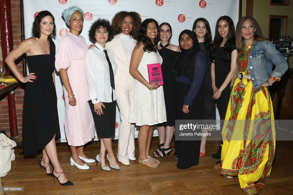 Fifth Annual Girls Write Now Awards