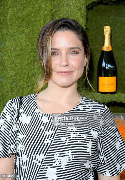 Sophia Bush at the Eighth Annual Veuve Clicquot Polo Classic on October 14 2017 in Los Angeles California