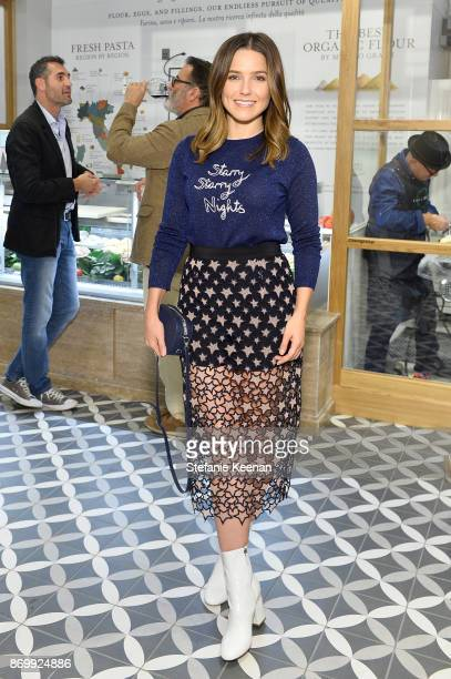Sophia Bush attends Eataly Los Angeles Grand Opening Celebration at Eataly LA on November 3 2017 in Los Angeles California