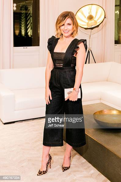 Sophia Bush attends Restoration Hardware Celebrates The Opening Of RH Chicago The Gallery At The Three Arts Club at Restoration Hardware on September...