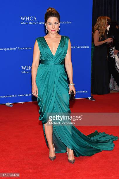 Sophia Bush attends the 101st Annual White House Correspondents' Association Dinner at the Washington Hilton on April 25 2015 in Washington DC