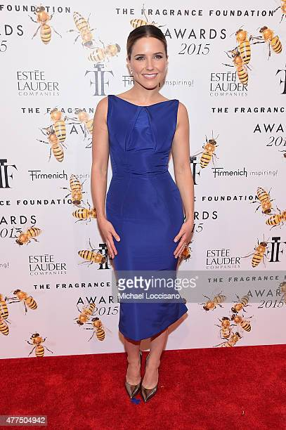 Sophia Bush attends the 2015 Fragrance Foundation Awards at Alice Tully Hall at Lincoln Center on June 17 2015 in New York City