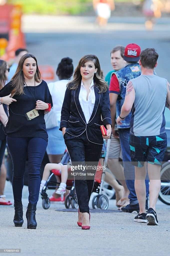 <a gi-track='captionPersonalityLinkClicked' href=/galleries/search?phrase=Sophia+Bush&family=editorial&specificpeople=203180 ng-click='$event.stopPropagation()'>Sophia Bush</a> is seen on June 19, 2013 in New York City.