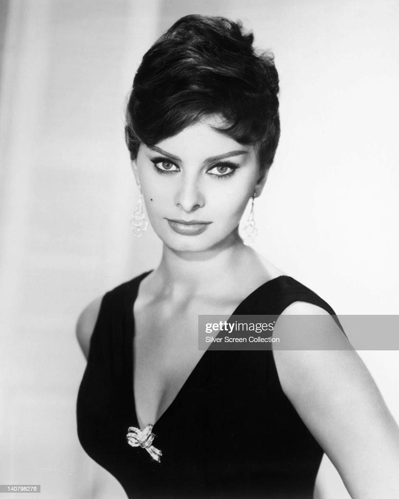 Sophia Loren , Italian...