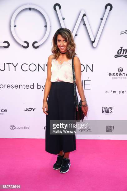 Sophia Martinez attends the GLOW The Beauty Convention on May 13 2017 in Duesseldorf Germany