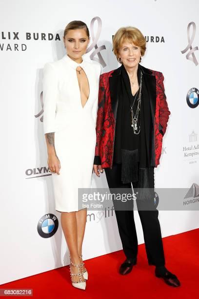 Sophia Thomalla and Christa Maar attend the Felix Burda Award at Hotel Adlon on May 14 2017 in Berlin Germany
