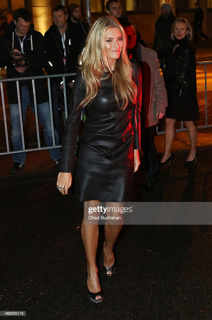 <a gi-track='captionPersonalityLinkClicked' href=/galleries/search?phrase=Sophia+Thomalla&family=editorial&specificpeople=3967300 ng-click='$event.stopPropagation()'>Sophia Thomalla</a> arrives for the Michalsky Style Night during Mercedes-Benz Fashion Week Autumn/Winter 2014/15 at Tempodrom on January 17, 2014 in Berlin, Germany.