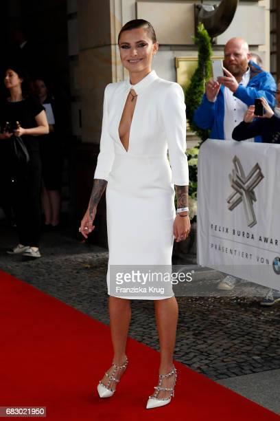 Sophia Thomalla attends the Felix Burda Award at Hotel Adlon on May 14 2017 in Berlin Germany