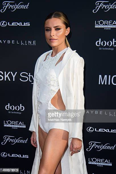 Sophia Thomalla attends the MICHALSKY StyleNite 2016 on July 1 2016 in Berlin Germany