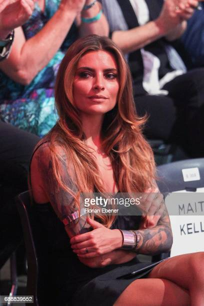 Sophia Thomalla during the 10th show of the tenth season of the television competition 'Let's Dance' on May 26 2017 in Cologne Germany