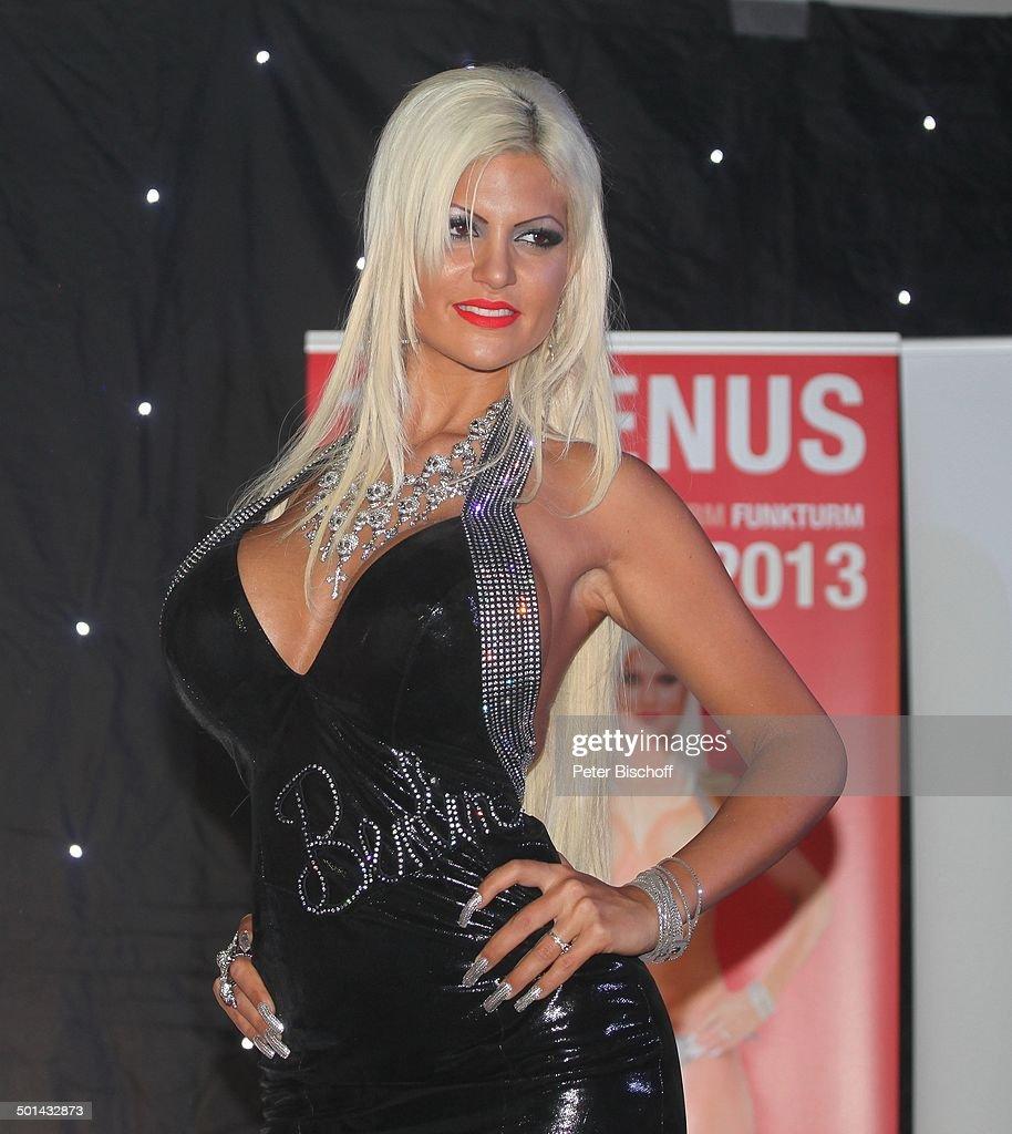 Sophia Wollersheim , 17. Erotik-Fach-Messe Venus 2013