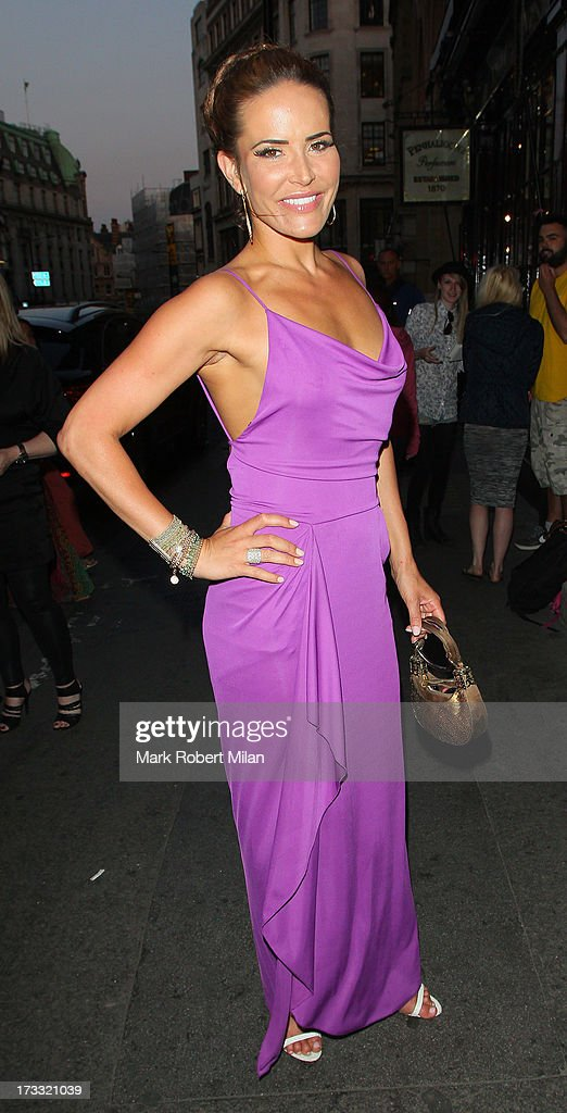 <a gi-track='captionPersonalityLinkClicked' href=/galleries/search?phrase=Sophie+Anderton&family=editorial&specificpeople=202169 ng-click='$event.stopPropagation()'>Sophie Anderton</a> attending the Infiniti Gate Experience party on July 11, 2013 in London, England.