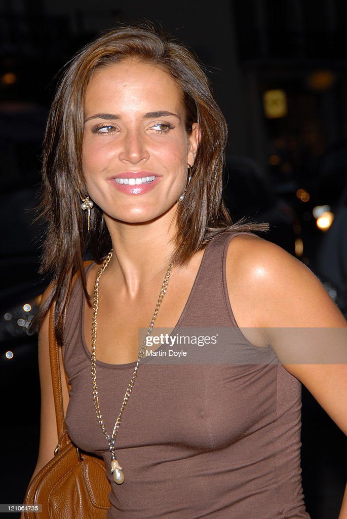 <a gi-track='captionPersonalityLinkClicked' href=/galleries/search?phrase=Sophie+Anderton&family=editorial&specificpeople=202169 ng-click='$event.stopPropagation()'>Sophie Anderton</a> during Kyri Flagship Store - Launch Party at Kyri Store in London, Great Britain.