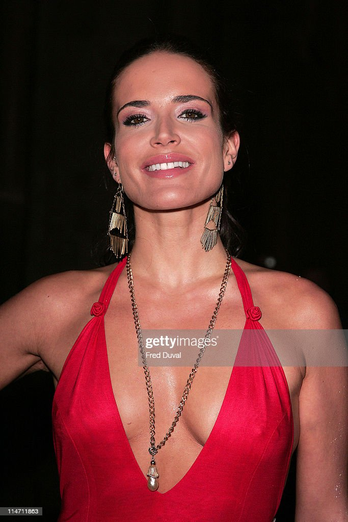 <a gi-track='captionPersonalityLinkClicked' href=/galleries/search?phrase=Sophie+Anderton&family=editorial&specificpeople=202169 ng-click='$event.stopPropagation()'>Sophie Anderton</a> during La Dolce Vita Party - Arrivals at Old Billingsgate in London, United Kingdom.