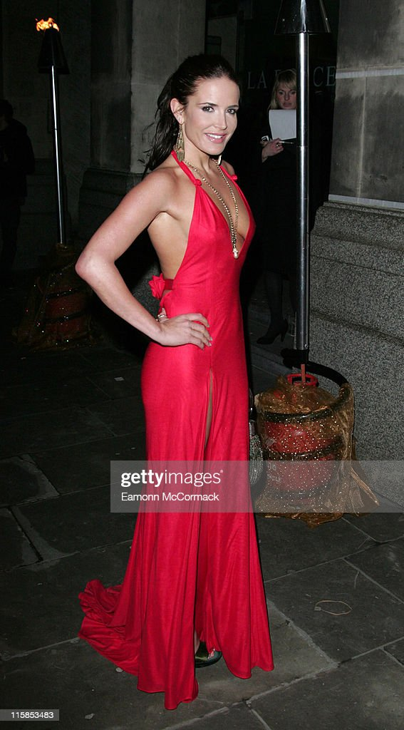<a gi-track='captionPersonalityLinkClicked' href=/galleries/search?phrase=Sophie+Anderton&family=editorial&specificpeople=202169 ng-click='$event.stopPropagation()'>Sophie Anderton</a> during La Dolce Vita Party - Arrivals - December 11, 2006 at Old Billingsgate in London, Great Britain.