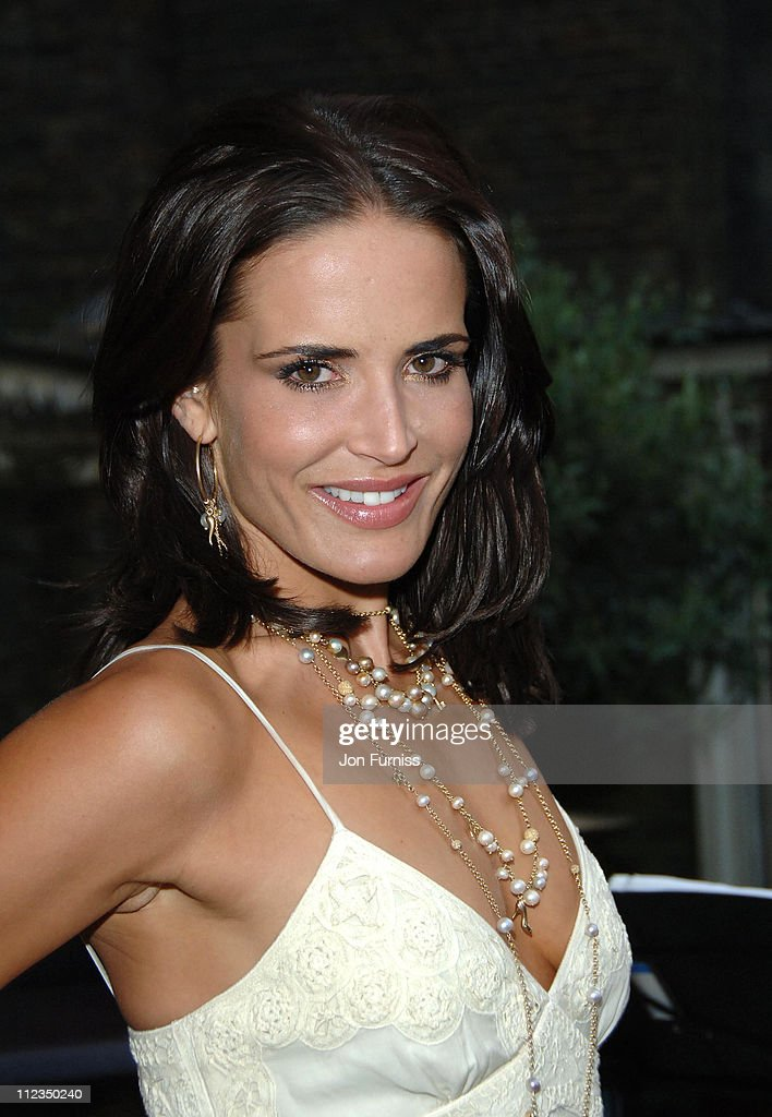 Sophie Anderton during Michele Watches Summer Party - Inside at Home House in London, Great Britain.