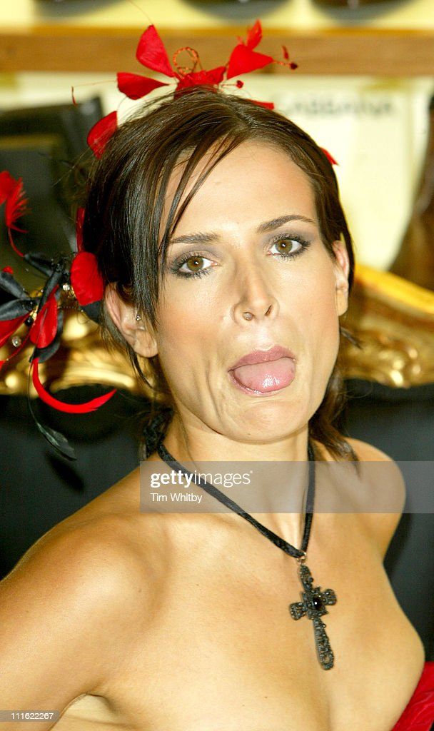 <a gi-track='captionPersonalityLinkClicked' href=/galleries/search?phrase=Sophie+Anderton&family=editorial&specificpeople=202169 ng-click='$event.stopPropagation()'>Sophie Anderton</a> during <a gi-track='captionPersonalityLinkClicked' href=/galleries/search?phrase=Sophie+Anderton&family=editorial&specificpeople=202169 ng-click='$event.stopPropagation()'>Sophie Anderton</a> Wears Celebrity Kinky Boots Designed by Jacquetta Wheeler in Support of Elton John's AIDS Foundation at Selfridges in London, Great Britain.