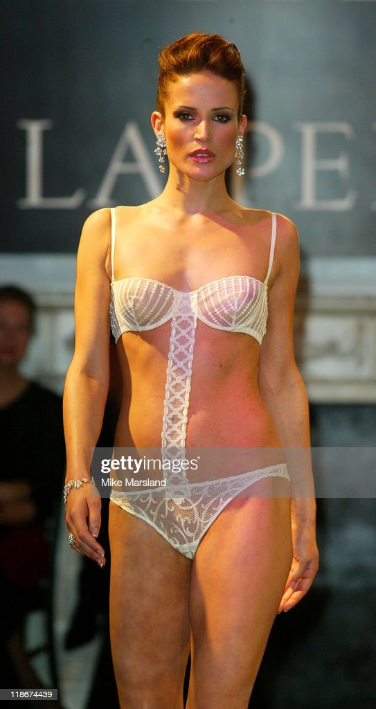 La Perla/DeBeers Fashion Show