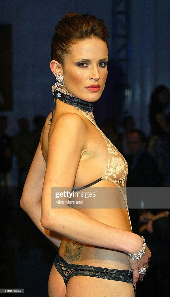 <a gi-track='captionPersonalityLinkClicked' href=/galleries/search?phrase=Sophie+Anderton&family=editorial&specificpeople=202169 ng-click='$event.stopPropagation()'>Sophie Anderton</a> wearing La Perla and DeBeers fashions