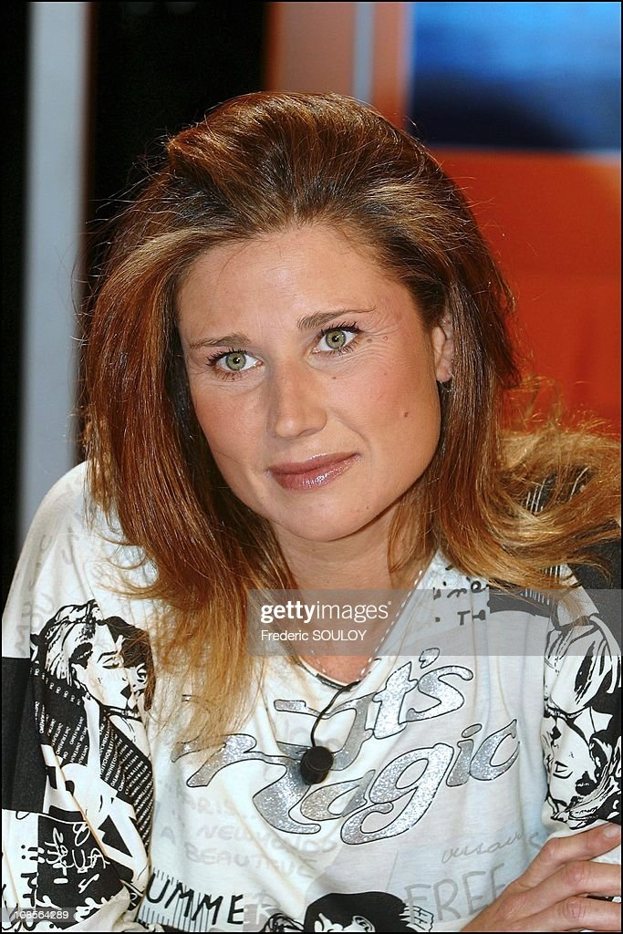 <b>Sophie Anquetil</b> in Paris, France on May 05th, 2004. - sophie-anquetil-in-paris-france-on-may-05th-2004-picture-id108564289