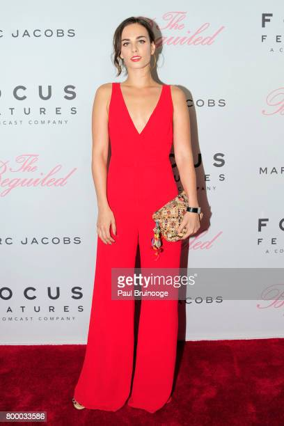 Sophie Auster attends 'The Beguiled' New York Premiere Arrivals at Metrograph on June 22 2017 in New York City