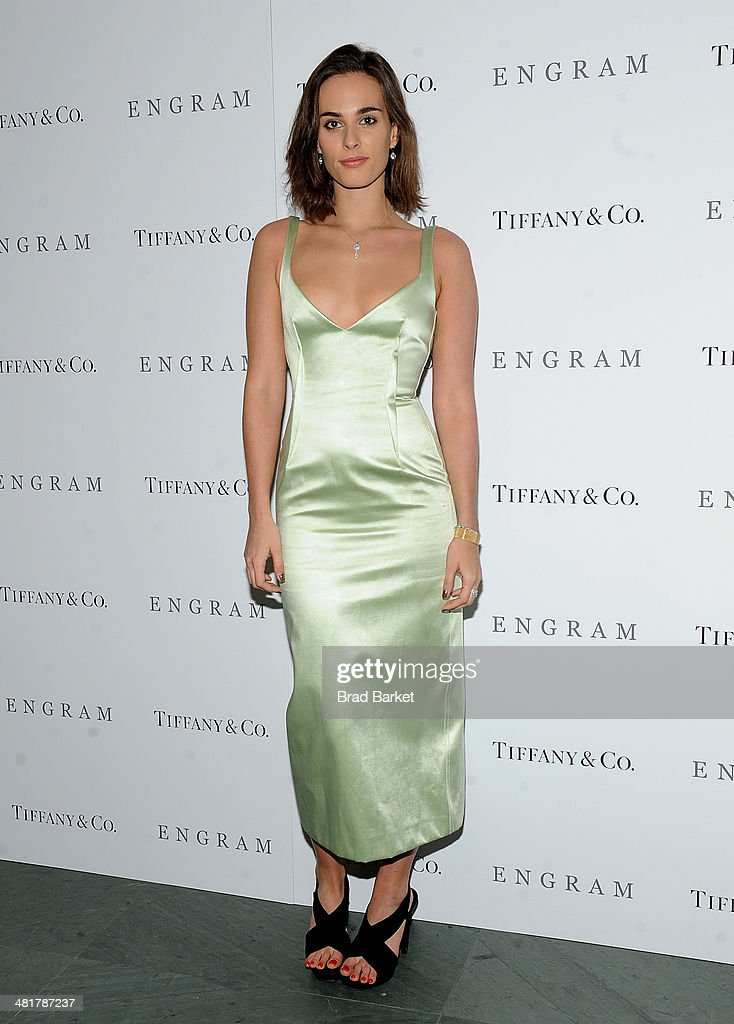 Sophie Auster attends the 'ENGRAM' screening at Museum of Modern Art on March 31, 2014 in New York City.
