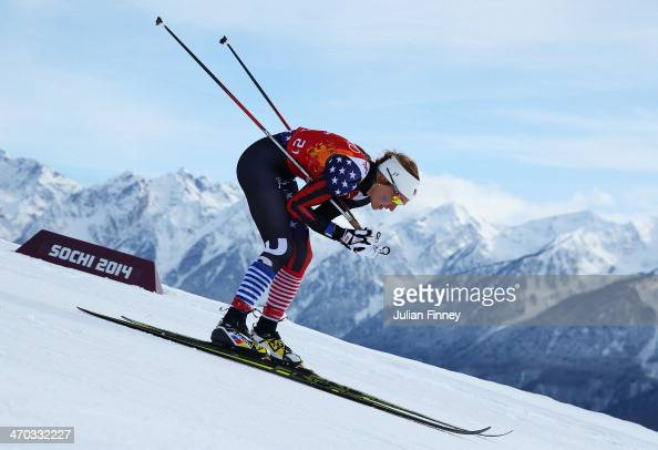 Caldwell (ID) United States  city photos : Sophie Caldwell of the United States competes in the Women's Team ...
