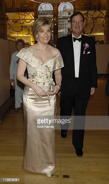HRH Sophie Countess of Wessex and Paul ArengoJones