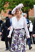 2021 Royal Ascot - Fashion, Day Two