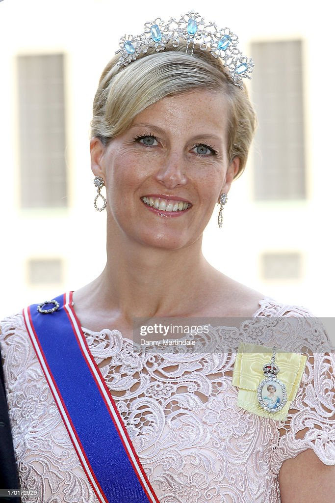 rhys jones countess of wessex pictures getty images
