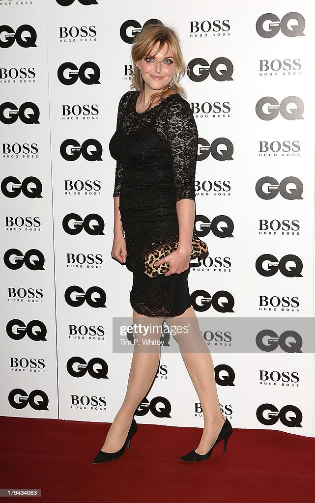 Sophie Dahl attends the GQ Men of the Year awards at The Royal Opera House on September 3, 2013 in London, England.